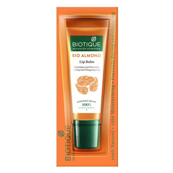 Biotique Bio Almond Lip Balm
