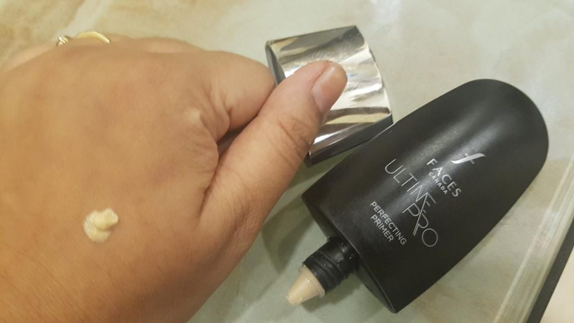FACES ULTIME PRO PERFECTING PRIMER