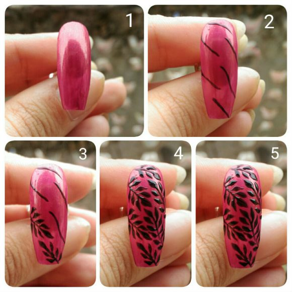 Nail Art Designs DIY – Design 2